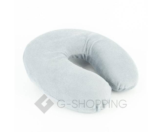 Подушка для перелетов UXZ01-23 голубая Lanyingdi