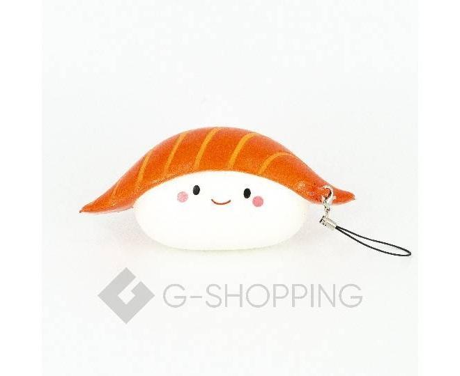 """Детская мягкая игрушка анти-стресс """"Суши с лососем"""" Dolemikki, фото 1"""