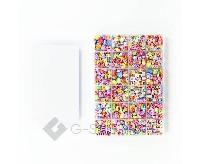 """Детская развивающая игрушка """"Цветные бусы""""  WJ0022 Dolemikki, фото 5"""