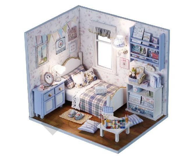 """Детская игрушка кукольный домик """"Маленькая фея"""" ZQW01 Dolemikki, фото 1"""