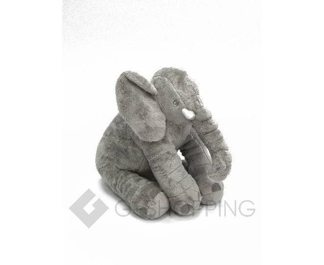 Детская мягкая игрушка-подушка слоник, фото 1