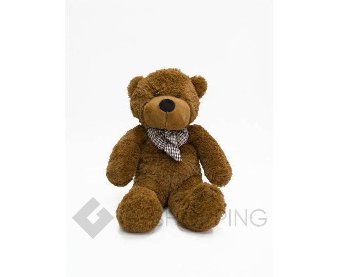 Мягкая большая детская игрушка медведь с бантом, фото 1