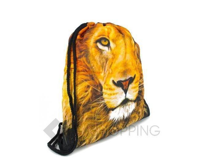 Текстильный водонепроницаемый рюкзак-мешок C181-26 Kingth Goldn, фото 2