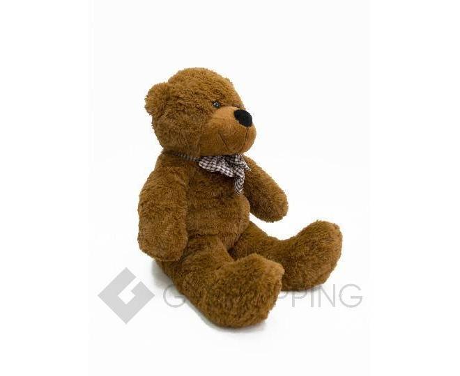 Мягкая большая детская игрушка медведь с бантом, фото 2