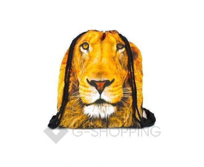 Текстильный водонепроницаемый рюкзак-мешок C181-26 Kingth Goldn, фото 1