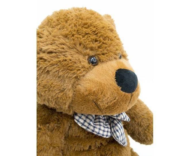 Мягкая большая детская игрушка медведь с бантом, фото 3