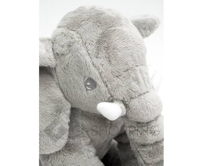 Детская мягкая игрушка-подушка слоник, фото 3