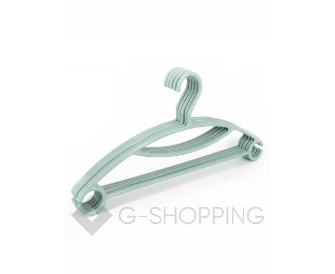Набор пластиковых вешалок для одежды 5 штук, фото 2