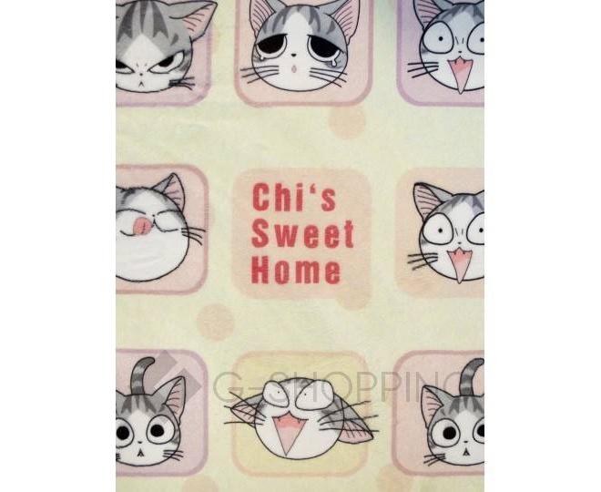"""Антискользящий влагопоглощающий напольный коврик """"Chi's Sweet Home"""" R012-R-M, фото 2"""