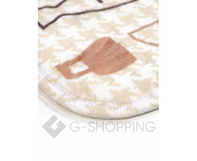 """Антискользящий влагопоглощающий напольный коврик """"Kitchen"""" R012-U-S, фото 2"""