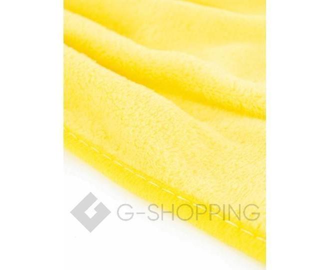 """Детское  полотенце для рук """"Утенок"""" из кораллового флиса с крючком, фото 3"""