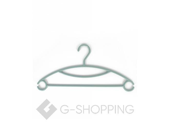 Набор пластиковых вешалок для одежды 5 штук, фото 3