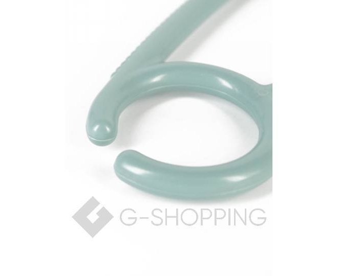 Набор пластиковых вешалок для одежды 5 штук, фото 4