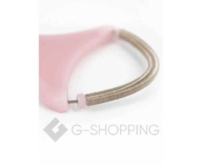 Механический розовый эпилятор для лица, фото 5