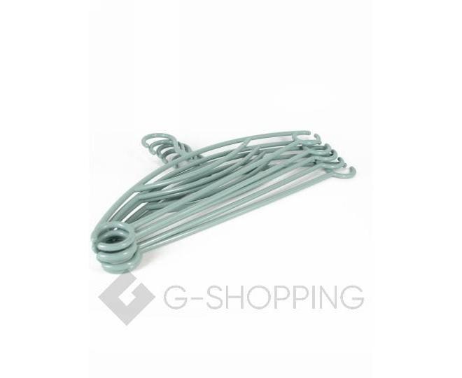 Набор пластиковых вешалок для одежды 5 штук, фото 5