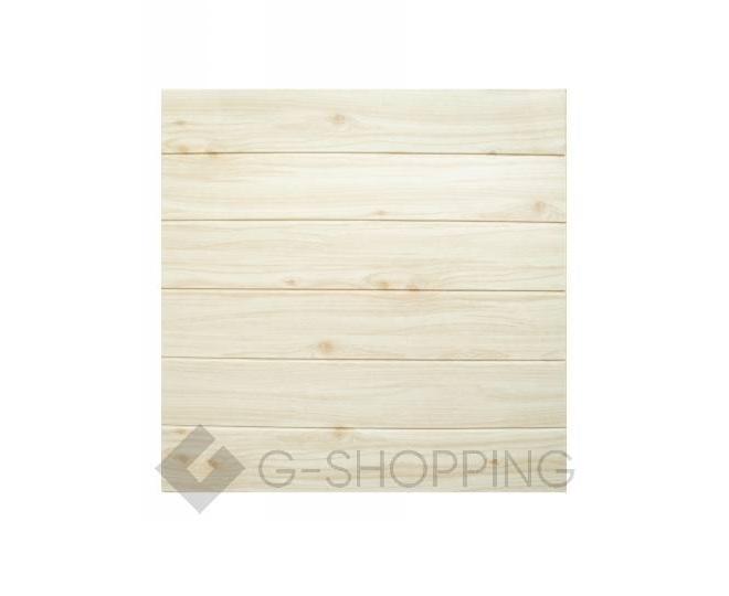 Самоклеющиеся 3д панели для стен Белое дерево QT0003-34, фото 3