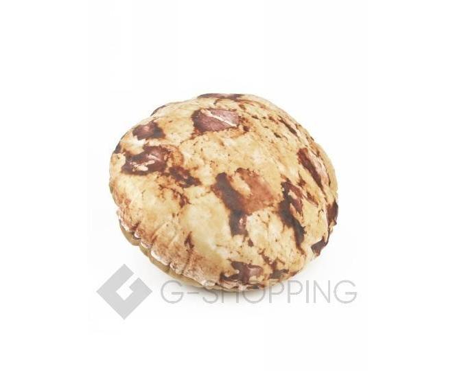 """Декоративная подушка с принтом """"Бисквитное печенье"""", фото 1"""