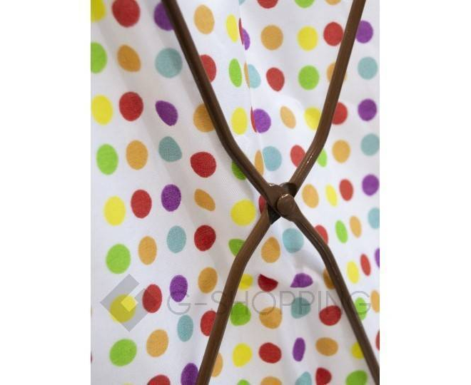 Складная корзина из хлопковой ткани для хранения игрушек/белья RYP80-B, фото 4