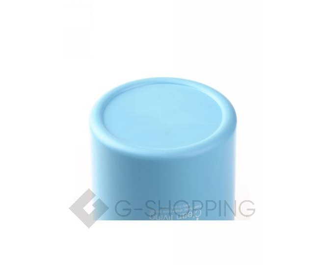 Мини-мусорное голубое ведро RYP119-07 Удачная покупка, фото 3