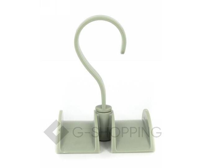 Вешалка для сумок серая YJ22-17 Удачная покупка, фото 2