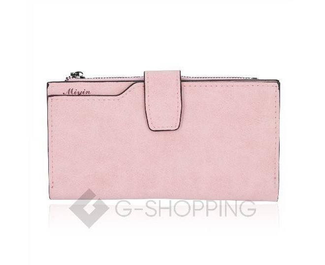 Женский кошелек Kingth Goldn с069 розовый, фото 1