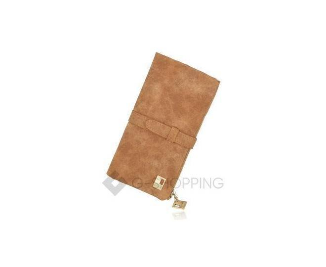 Женский кошелек Kingth Goldn с070 бежевый, фото 1