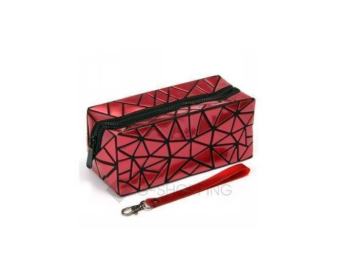 Сумка -клатч женская красная C114-08, фото 1