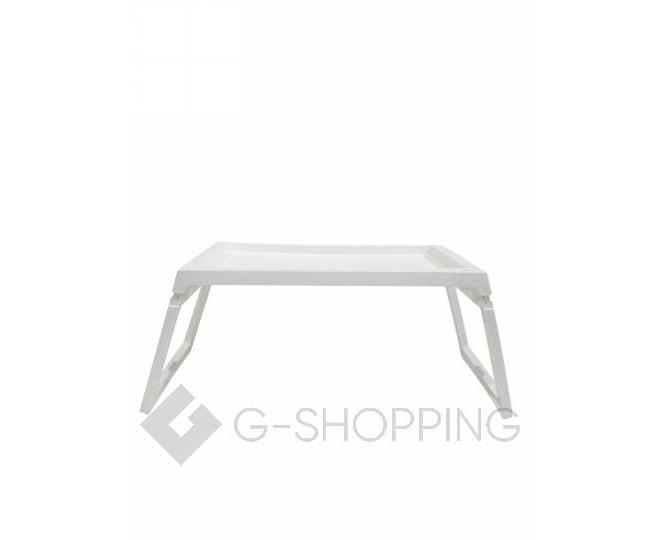 Складной столик-подставка для ноутбука в кровать D001-02 Удачная покупка, фото 2