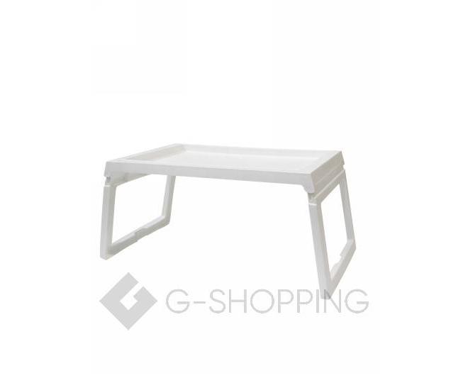 Складной столик-подставка для ноутбука в кровать D001-02 Удачная покупка, фото 3