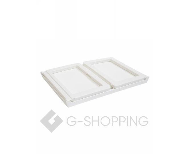 Складной столик-подставка для ноутбука в кровать D001-02 Удачная покупка, фото 5