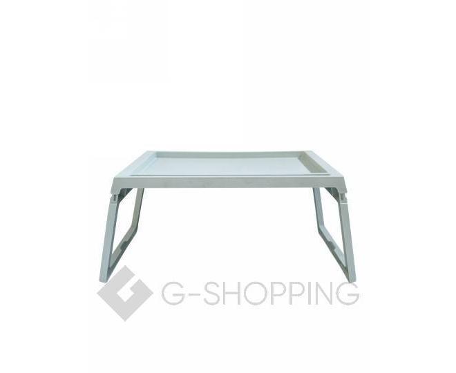Складной столик-подставка для ноутбука в кровать D001-07 Удачная покупка, фото 2
