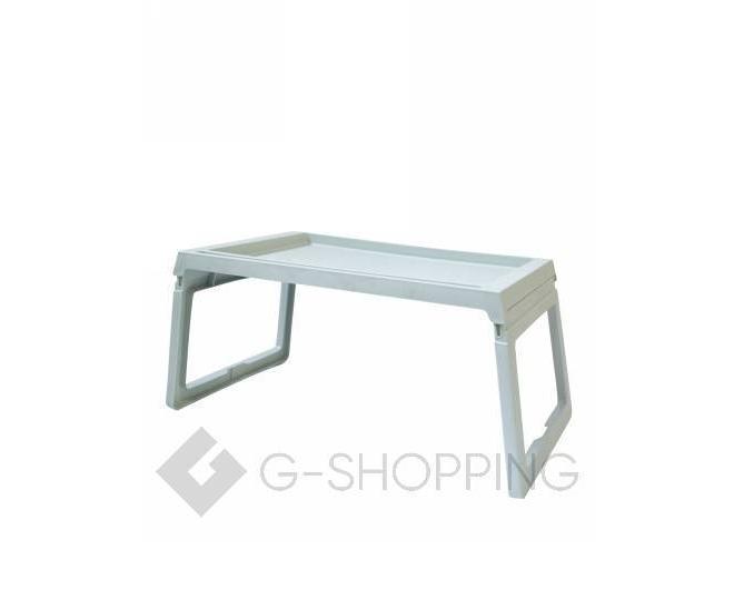 Складной столик-подставка для ноутбука в кровать D001-07 Удачная покупка, фото 3