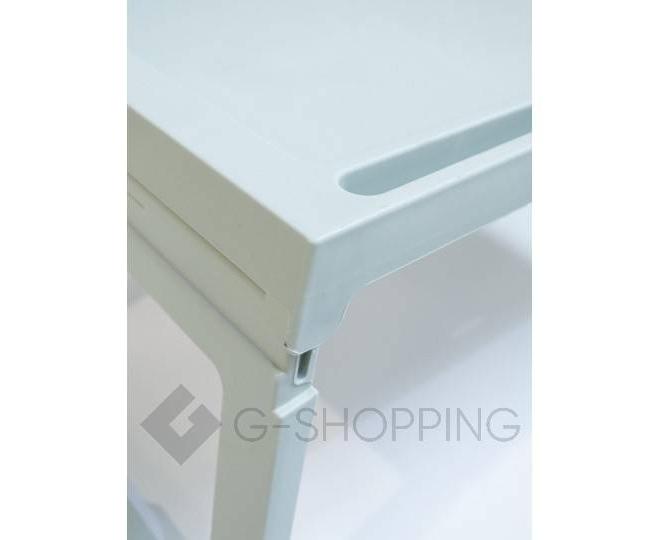 Складной столик-подставка для ноутбука в кровать D001-07 Удачная покупка, фото 4