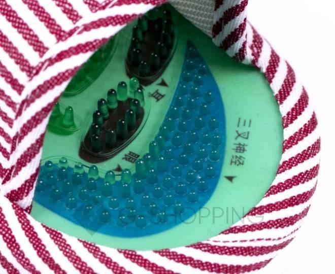 Массажные тапочки TX07-08 Удачная покупка, фото 2