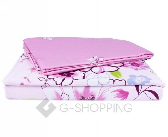 Постельное белье SJT0004 розовое, фото 6