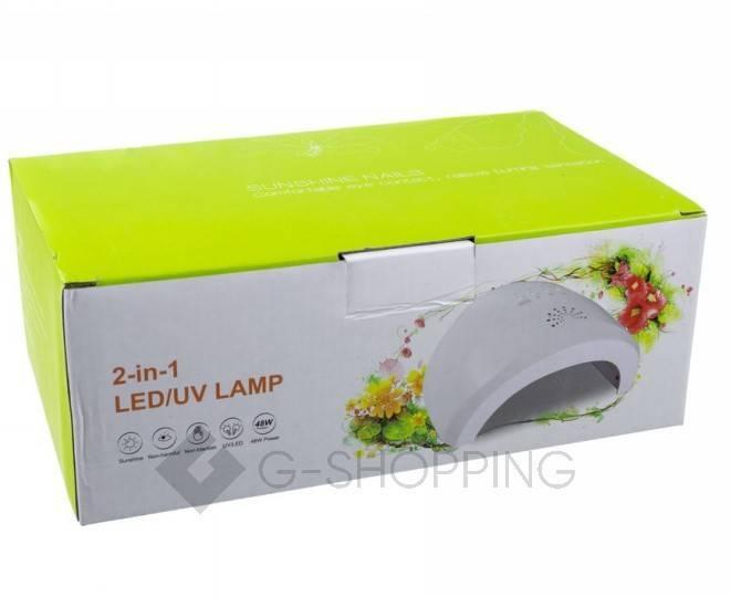 Лампа для сушки ногтей S1, фото 3