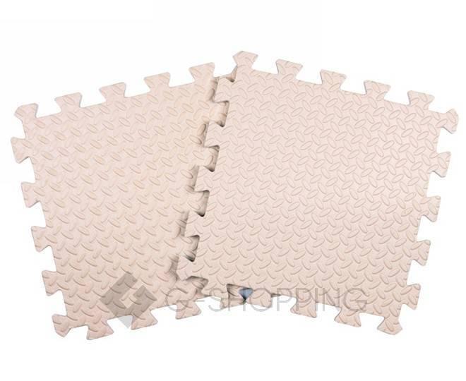 Детская игра развивающий коврик Алфавит Meitoku MD-10 пазл с составными буквами, фото 4