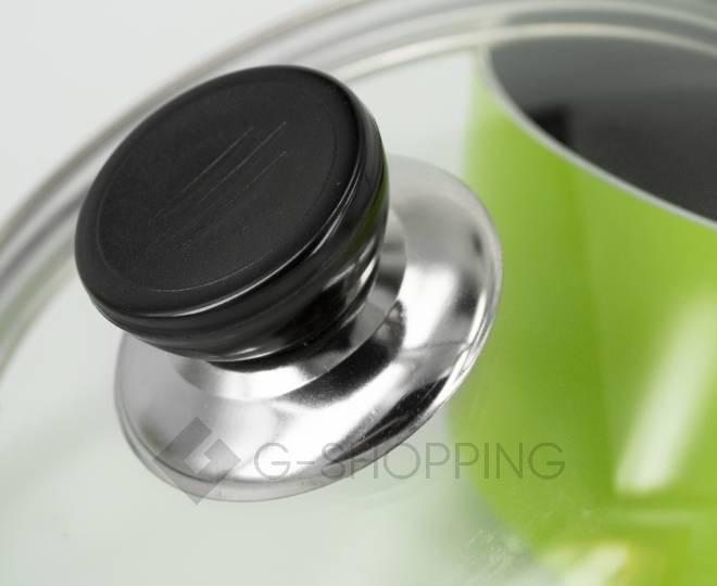 Набор посуды из кастрюли и сковородки JGNG-0008, фото 4