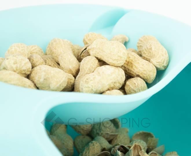 Миска для орехов, семечек или конфет RYP-09 синяя USLANBFAY, фото 4