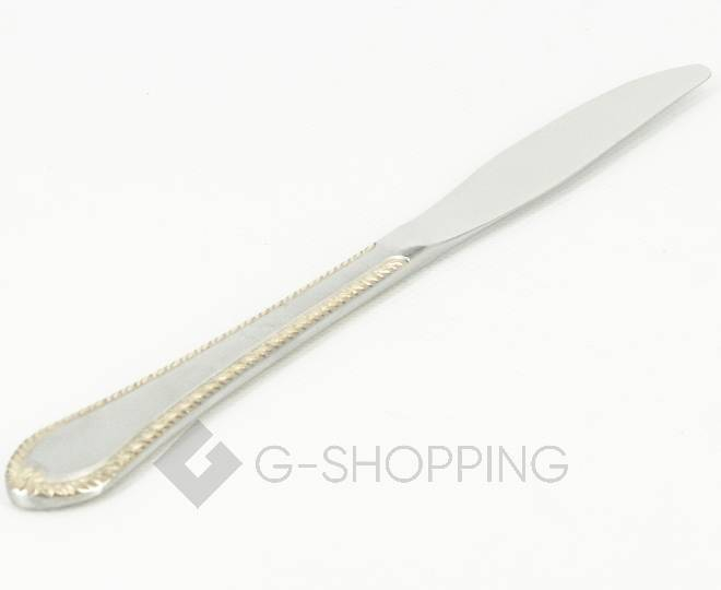 Набор из ложки и ножа из высококачественной нержавеющей стали TJDS01, фото 2