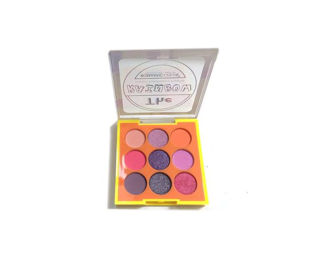 Палетка косметическая RC6607-03 ROMANTIC COLOR, фото 1