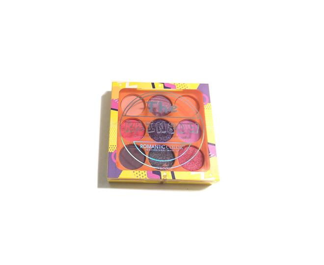 Палетка косметическая RC6607-03 ROMANTIC COLOR, фото 2